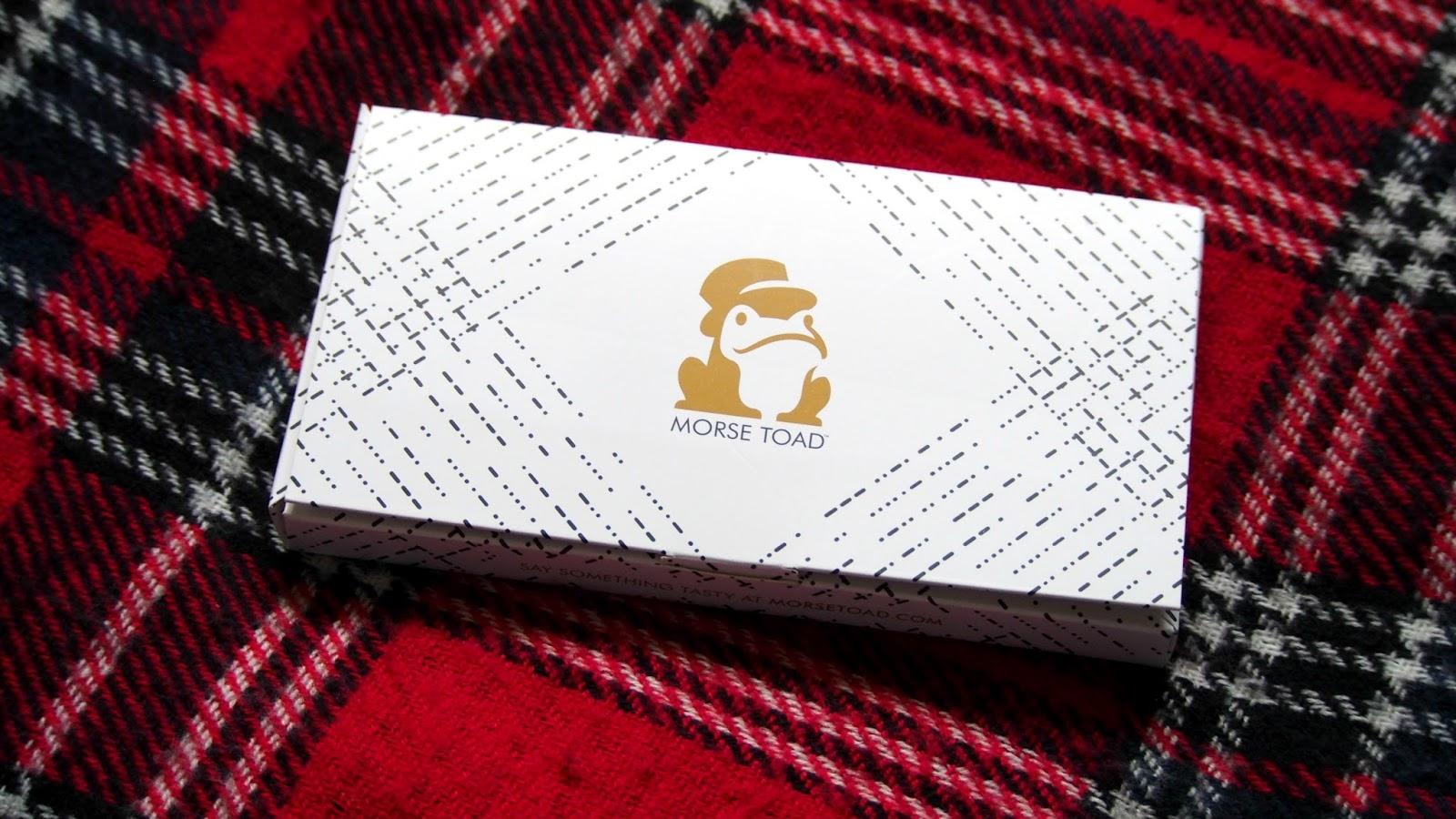 Packaging of chocolate
