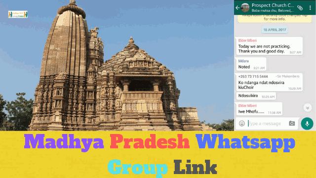 63+ Best Madhya Pradesh Whatsapp Group Link List For Tourists