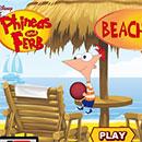 Phineas y Ferb Beach Sport