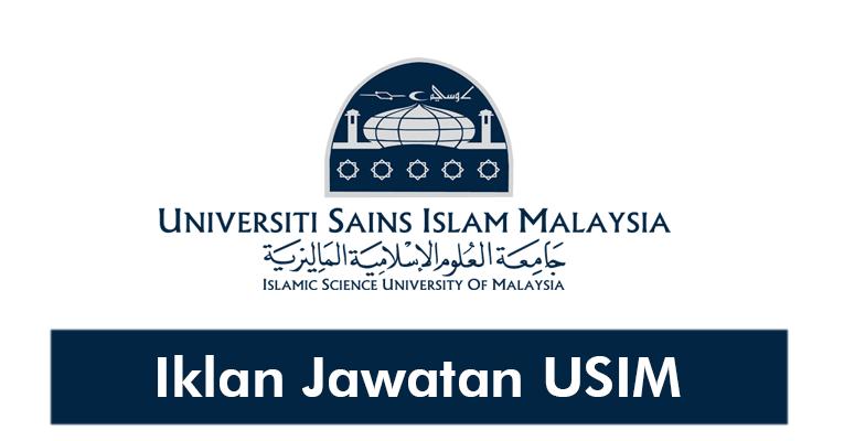 Kekosongan Terkini di Universiti Sains Islam Malaysia USIM