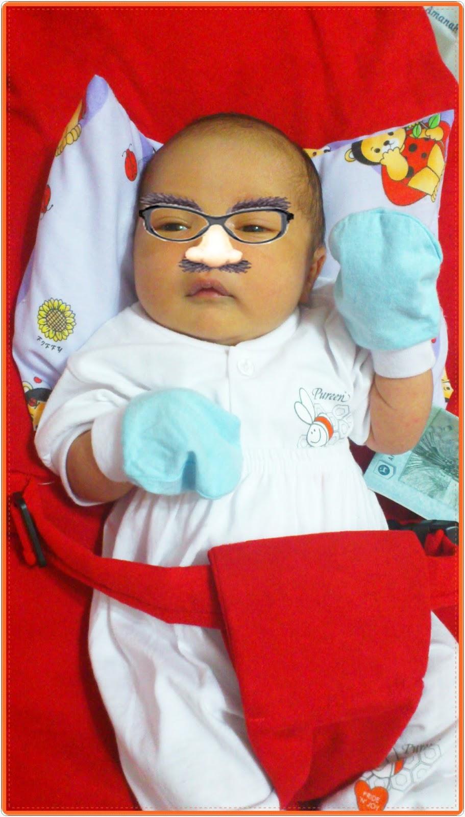koleksi newborn, uwais zulqarnain