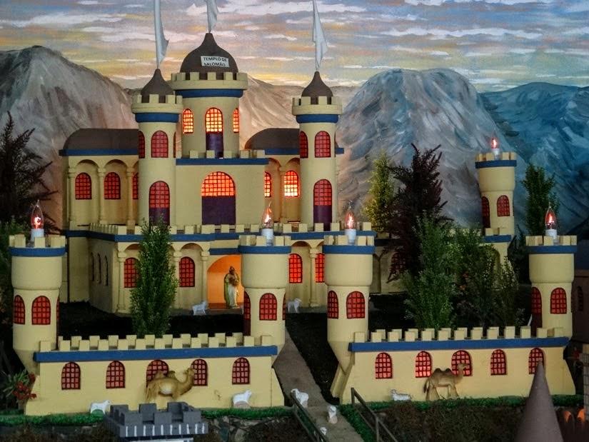 Templo de Salomão - Mundo encantado
