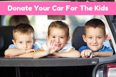 Donate Your Car For The Kids, govtproinfo