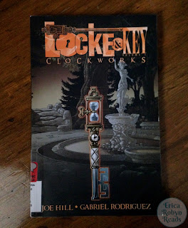 Locke & Key, Vol. 5: Clockworks by Joe Hill, Gabriel Rodríguez
