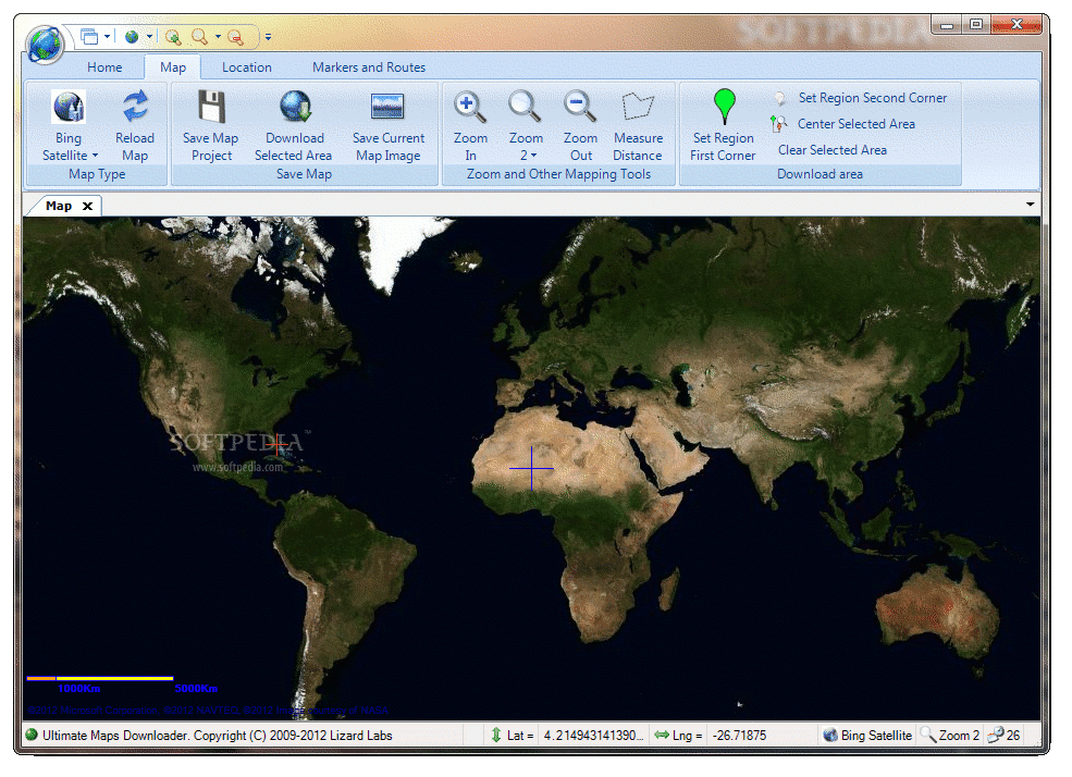 Ultimate Maps Downloader Serial
