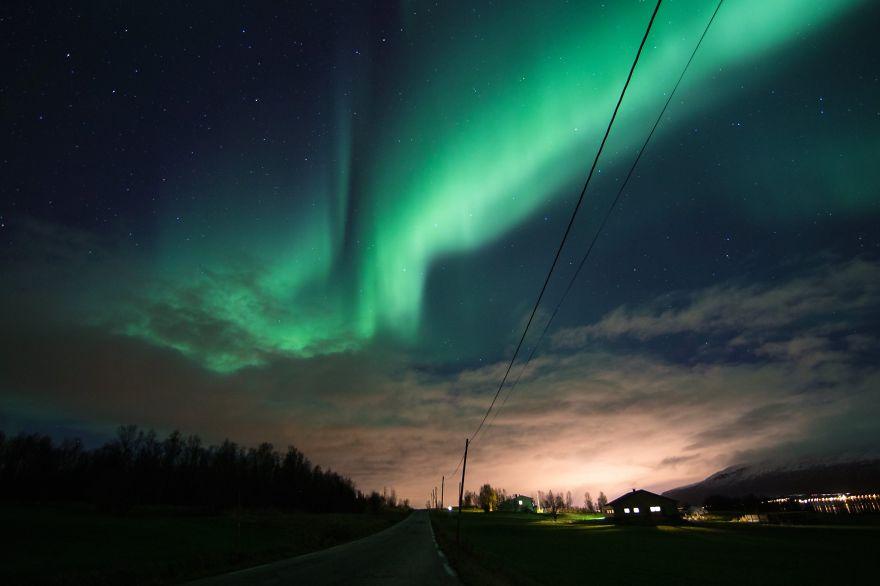 omorfos-kosmos.gr - Βόρειο Σέλας: Φωτογραφίες από τη Σκανδιναβία