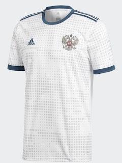 Jersey Away Rusia Piala Dunia 2018