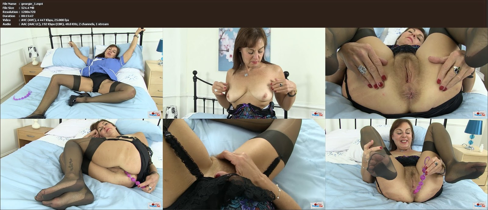 Georgie Mature Older Woman Porn Videos 76