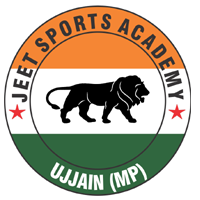 Best Sports Academy Of Ujjain, jeet sports academy logo