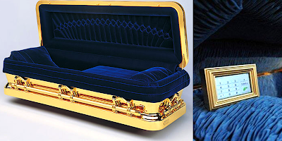 Gold Coffin