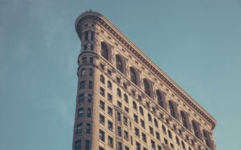 Wallpaper: The Architecture of Flatiron Building