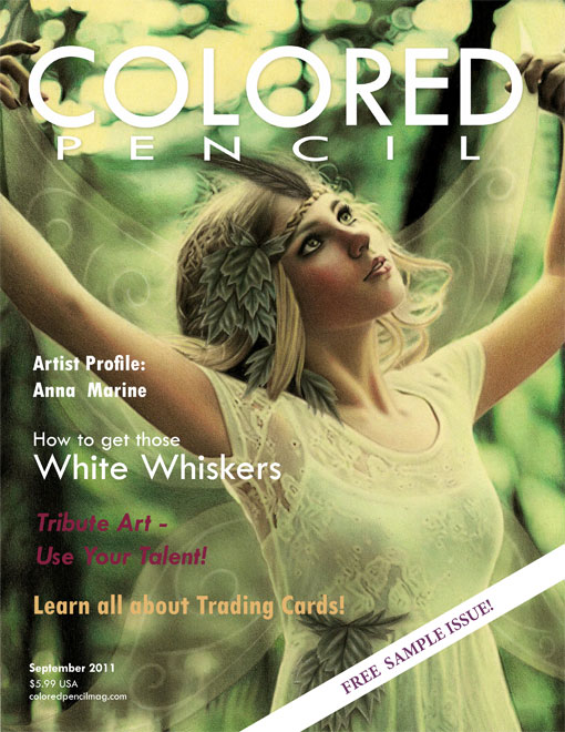 Free Digital Issue Of Colored Pencil Magazine