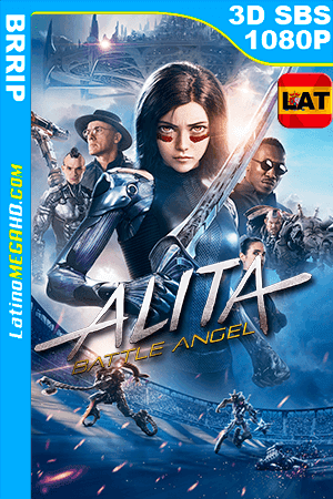Battle Angel: La Última Guerrera (2019) Latino Full 3D SBS 1080P ()