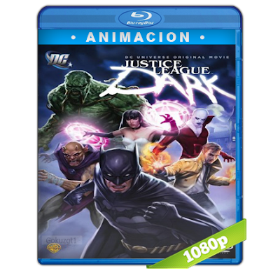 Liga De La Justicia Oscura (2017) BRRip Full 1080p Audio Trial Latino-Castellano-Ingles 5.1