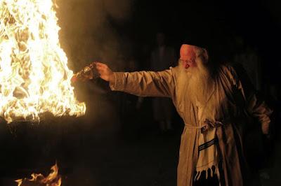 Iniciaron los festejos por Lag Ba'Omer en Israel