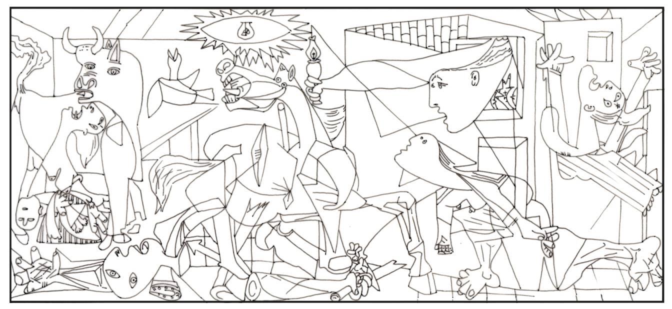 prof argenti on line: Interpreta Guernica di Picasso
