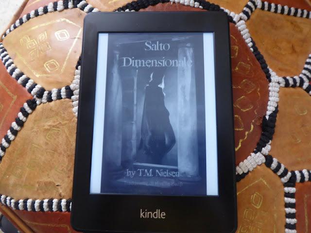 La saga fantasy Salto dimensionale di T.M. Nielsen