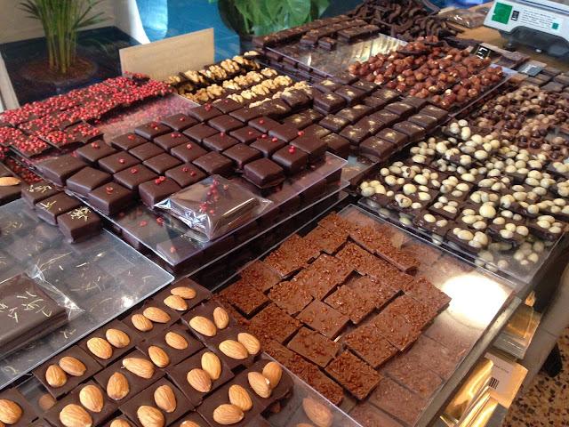 Petits chocolats