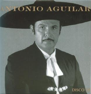 Antonio Aguilar - Mi Historia Disco 10