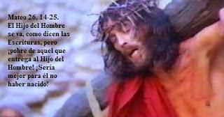 Resultado de imagen para Mateo 26,14-25