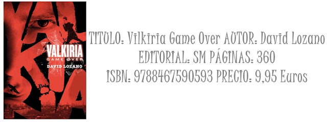 Reseña: Valkiria Game Over