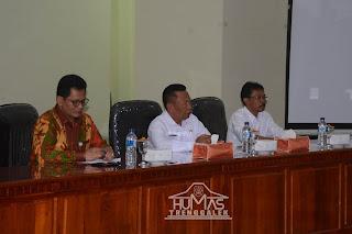 BKD Trenggalek Datangkan Narasumber dari Kementerian PAN-RB dan Sekretariat Negara