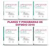 Planes y Programas de Estudio para Primaria 2018