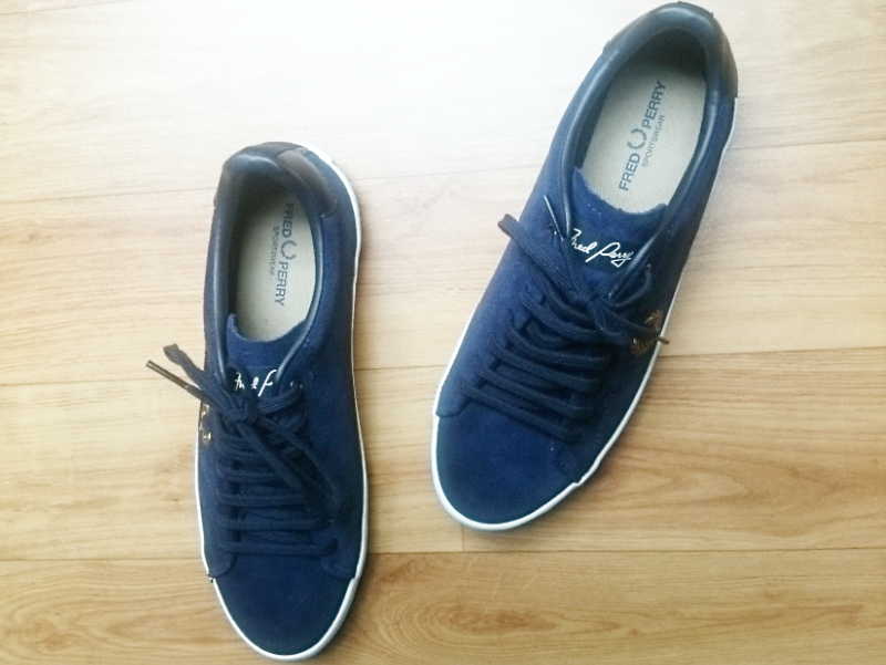 baskets fred perry spartoo