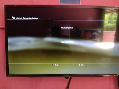 Cara Mengkoneksikan PS3 Dengan Wifi 20