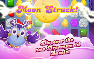 Candy Crush Saga Apk v1.87.0.3 Mod (Unlocked/Unlimited Lives)