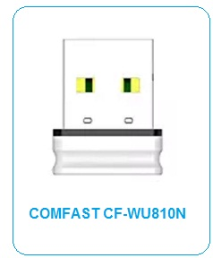 Ensures maximum security of your data and networking activities using advanced data Comfast CF-WU810N Wireless DRIVER | Direct Download Link |