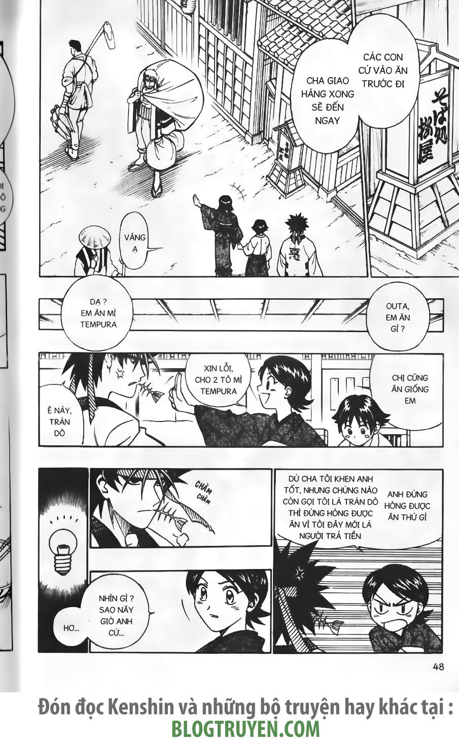 Rurouni Kenshin chap 230 trang 8