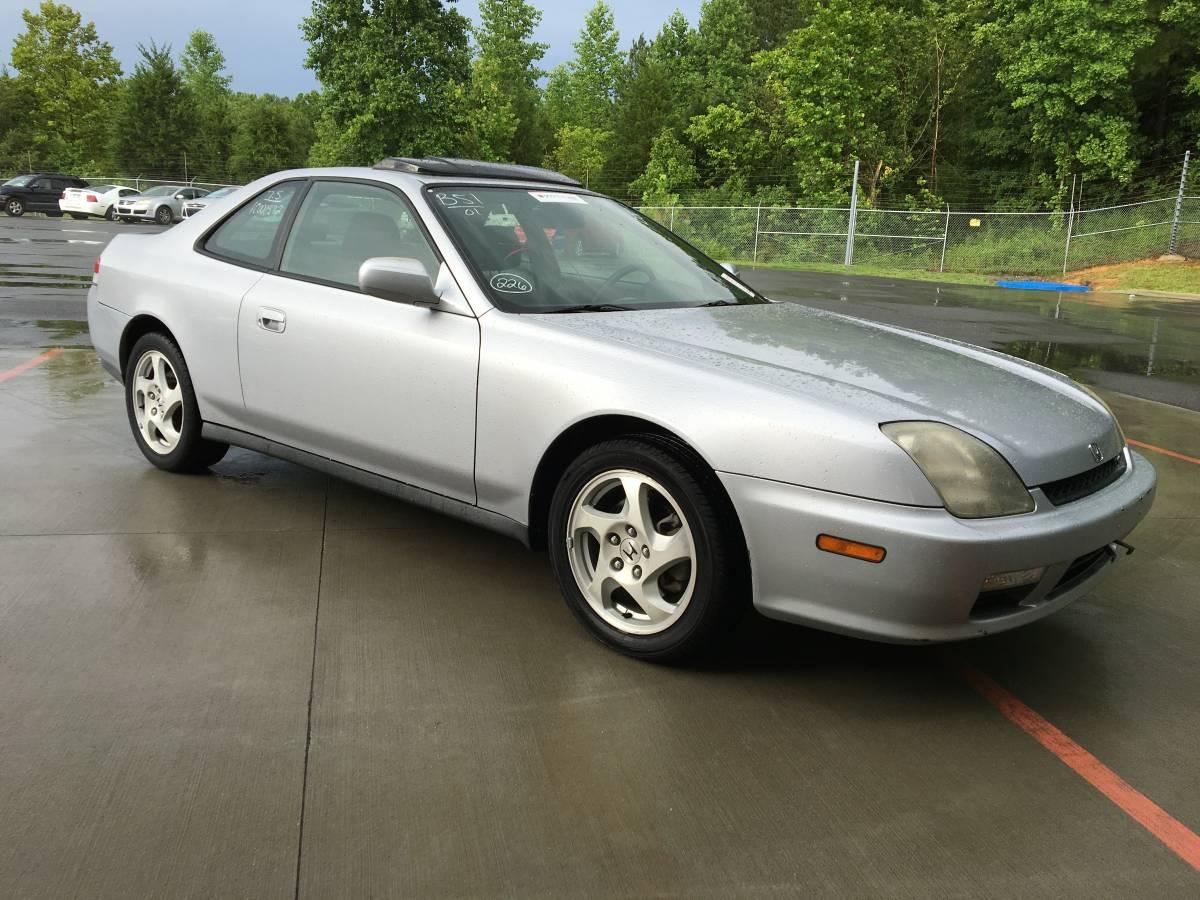 Daily Turismo: 2001 Honda Prelude