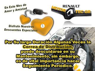 Motortec GB - Taller Renault especializado