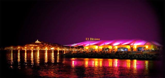 El Divino em Ibiza