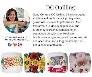 Biografia di DC Quilling - Corina Dragan