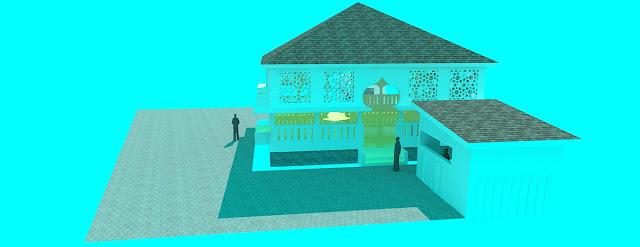 gambar masjid sederhana