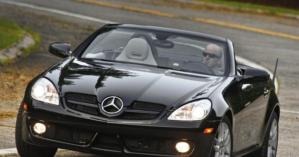 Mercedes-Benz SLC-Class Photos Gallery