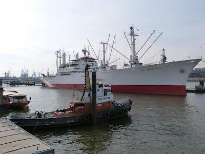 Cap San Diego - Hafen Hamburg