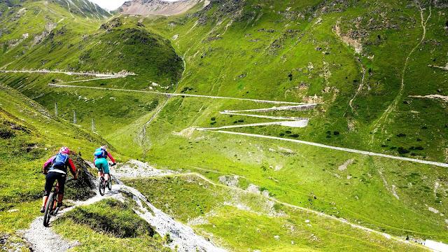 Der beste Trail der Alpen??! mtb