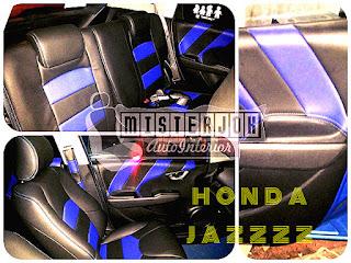Jok Kulit Mobil Honda Jazz