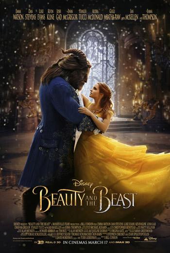 Beauty and the Beast 2017 Dual Audio ORG Hindi BluRay 1080p Full HD 2.6GB DD5.1Ch ESubs