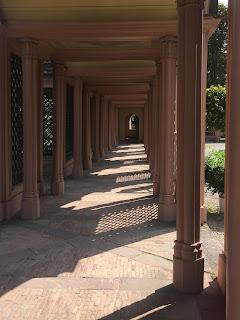 Schlossgarten in Schwetzingen