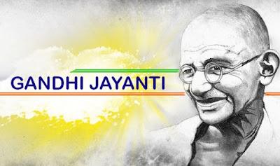 Mahatma Gandhi Jayanti Whatsapp Dp