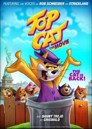 Top Cat: The Movie 2011 Movie Download HDRip 720p [Hindi+Tamil+Telugu]