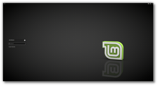 LightDm no Linux Mint
