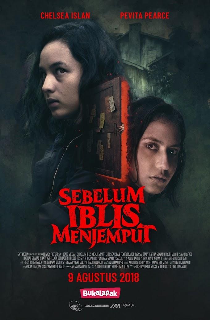"""Kolaborasi Chelsea Islan & Pevita Pearce di """"Sebelum Iblis Menjemput"""" adalah Nikmat yang Tak Bisa Didustakan"""
