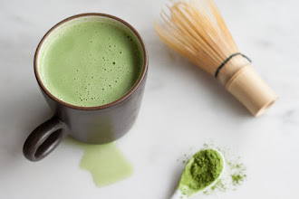 Cum sa prepari un matcha latte perfect?