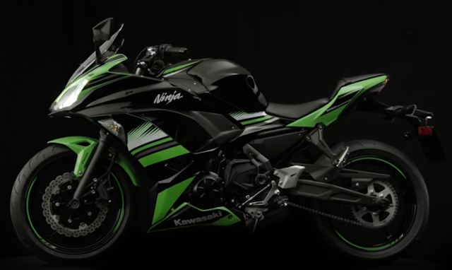 2017 Kawasaki Ninja 650 Review New Features and Motor specs