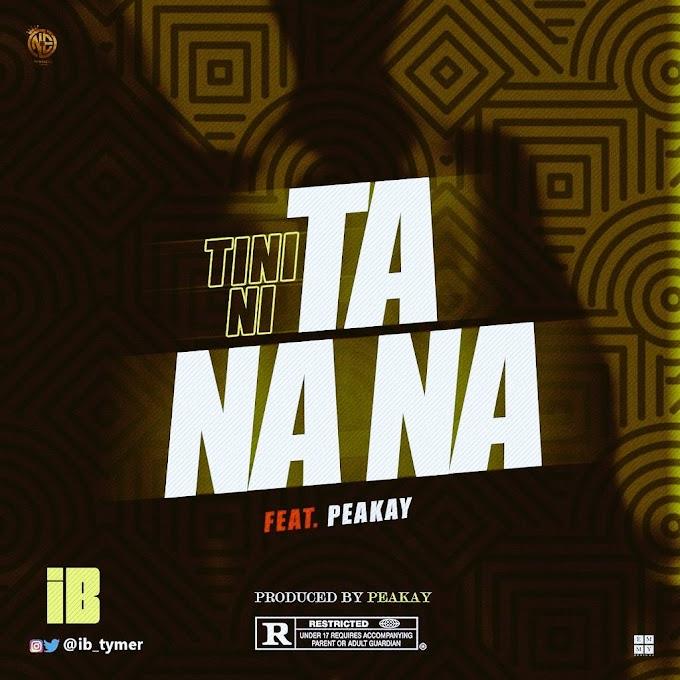 I.B ft PEAKAY -TANANA